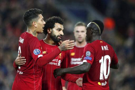 Liverpool Barcelona Dig Out Wins In Champions League
