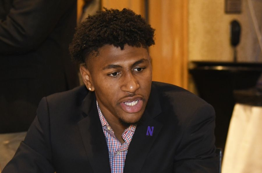 After finally making the NCAA Tournament in 2017, the Northwestern men's basketball team has fallen back on hard times. The Wildcats have eight freshmen and sophomores on this season's roster and are projected to finish last in the Big Ten.