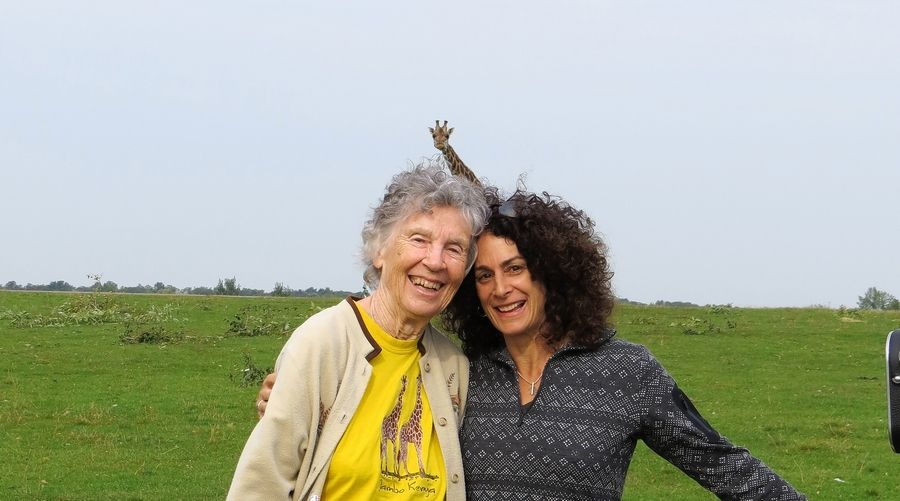 "After the film, Anne Innis Dagg, the subject of the documentary, ""The Woman Who Loves Giraffes,"" will speak at the Q&A  with the director Alison Reid."