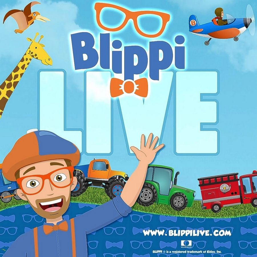 Children's's YouTube sensation Blippi will make a stop in Rosemont for two shows Feb. 22 as part of his first North American tour. General tickets go on sale Friday, but a presale is already underway.