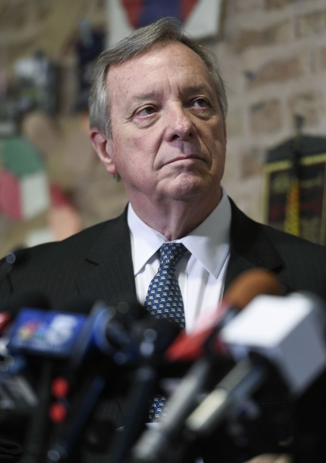 U.S. Sen. Dick Durbin will be the keynote speaker Sunday at the Schaumburg Area Democrats annual Meet the Candidates Breakfast.