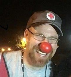 American Red Cross volunteers, such as Disaster Action Team manager Tony Blumberg of Gurnee, provide immediate help in the form of food, blankets and shelter. But Blumberg, who donned a clown nose for this moment with kids, says volunteers often provide comfort on a personal level to people who need to know that someone is here to care for them.
