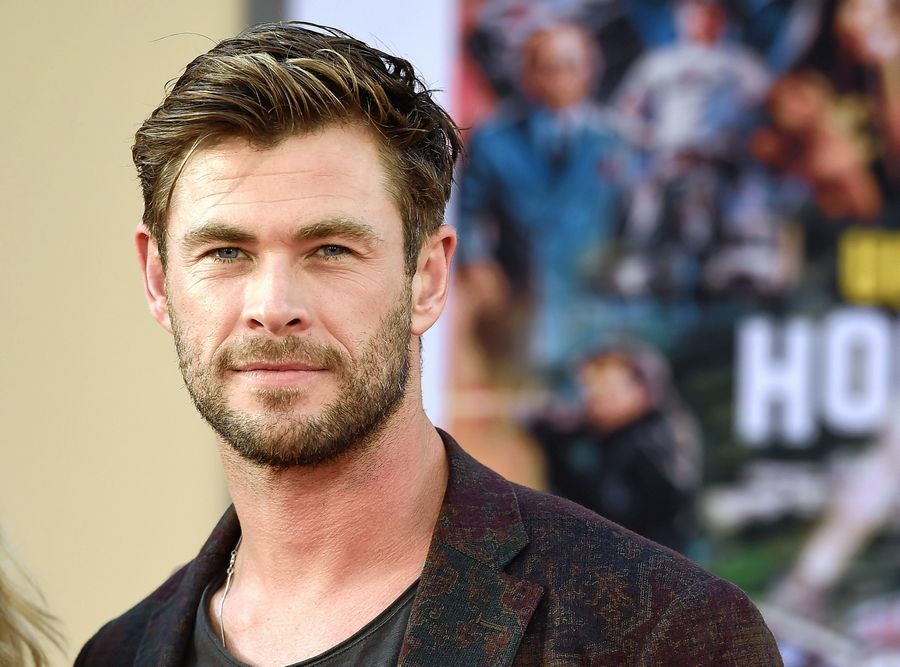Chris Hemsworth will appear at the Ace Comic Con Midwest at the Donald E. Stephens Convention Center in Rosemont Friday through Sunday, Oct. 11-13.
