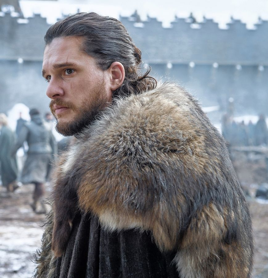 Kit Harrington will appear at Ace Comic Con this weekend at the Donald E. Stephens Convention Center in Rosemont.