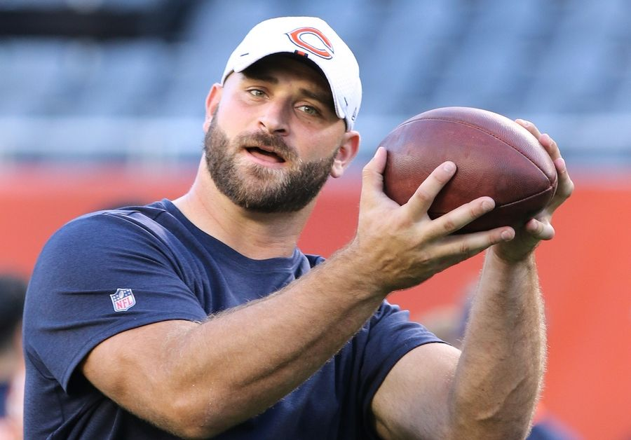 Chicago Bears offensive lineman Kyle Long, the former three-time Pro Bowler and Bears' longest-tenured homegrown player, could be headed to injured reserve, NFL Media reports Sunday.