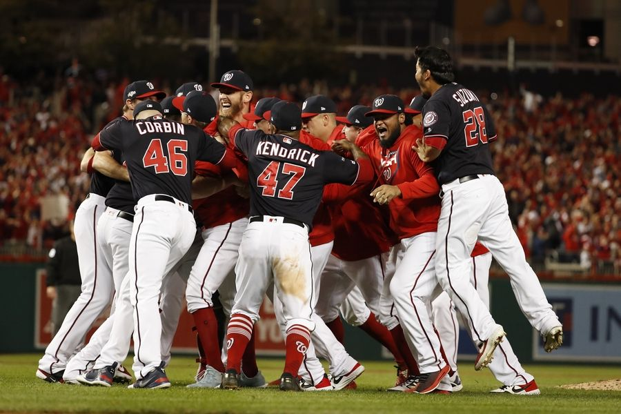 Nationals Head To World Series With Sweep Of Cardinals