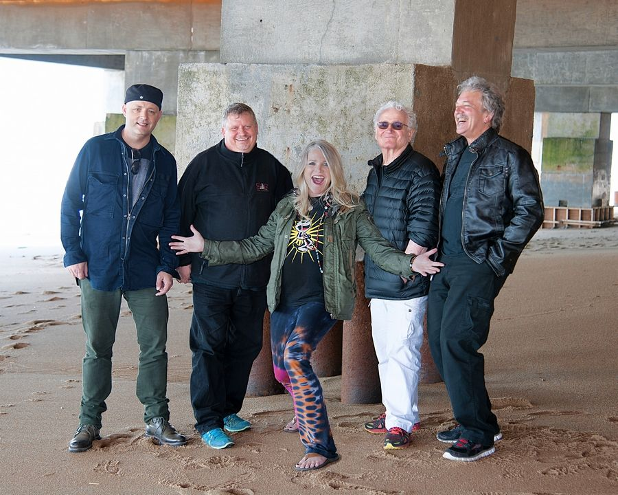 Jefferson Starship plays the Arcada Theatre in St. Charles Sunday, Oct. 20.