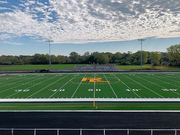 District officials will hold an opening ceremony for the new Round Lake High School stadium Friday evening.