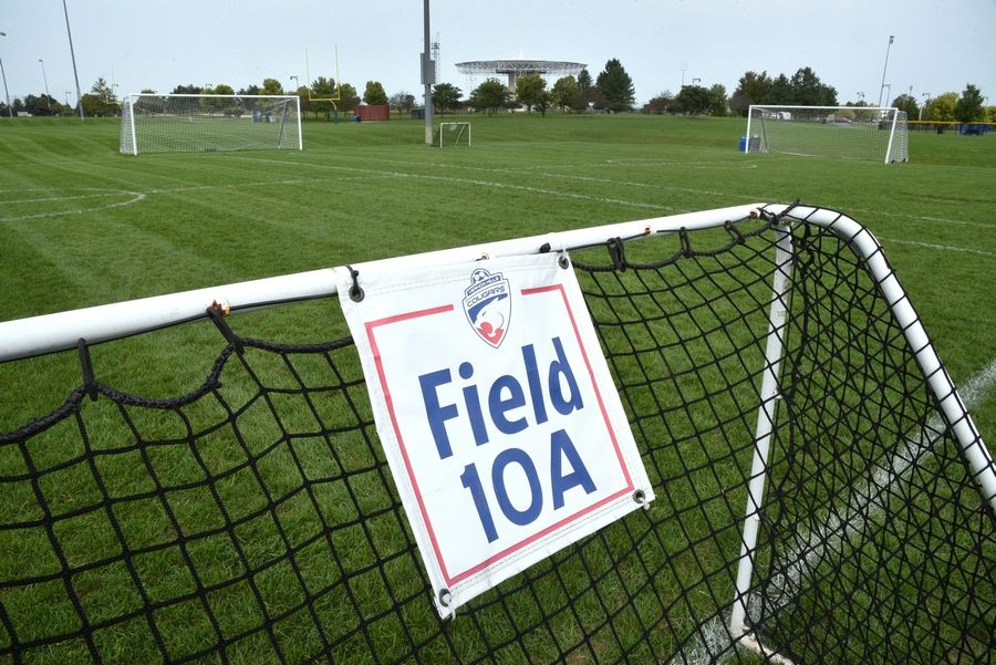 A $1.48 million proposal to install sport turf on fields 10, 11 and 12 at the Vernon Hills Sports Complex is moving forward.