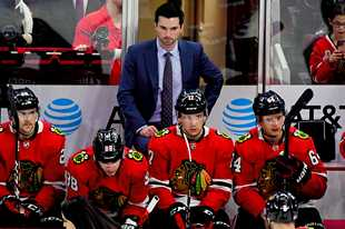 Practice makes perfect? The Chicago Blackhawks certainly hope so, and Jeremy Colliton has put a bigger emphasis on 2-on-2, 2-on-1 and 1-on-1 drills this season. See why that is the case and what observations John Dietz has made about certain players.