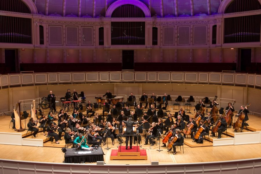 """Love + Light: The Jubilant Return of Diwali"" will be performed Saturday, Nov. 9, at Wentz Concert Hall in Naperville and Monday, Nov. 11, at Symphony Center in Chicago."