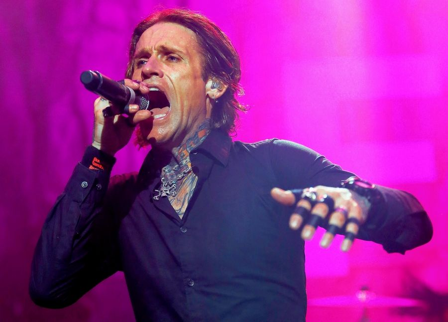 Buckcherry will tour to the Genesee Theatre in Waukegan on Friday, Jan. 31.