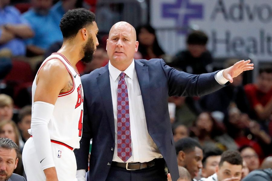 The Bulls should be better this season, but a lot can go wrong. As evidence, just check the past two injury-plagued campaigns. As the Bulls get set to open the season in Charlotte, Mike McGraw explores the possibilities.