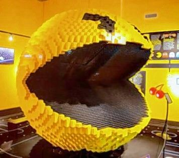 The Pac-Man Entertainment restaurant at Woodfield Mall will mark its one-year anniversary in late October since its change of concept from the original Level 257.