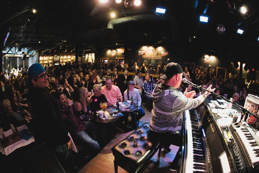 Pianists will take the stage at Rosemont's newest entertainment venue, Pete's Dueling Piano Bar, starting Nov. 15.