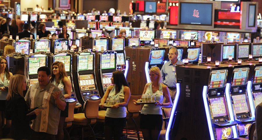 Rivers Casino plans to add 115 slot machines and eight table games to its existing single-level gambling floor in Des Plaines. A proposed building expansion would make room for even more gambling positions and related amenities, officials said.