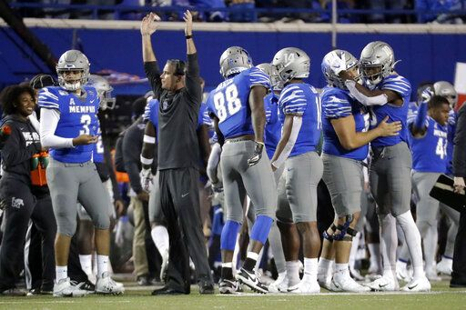 No 19 Memphis Showing Off Offense Filled With Playmakers