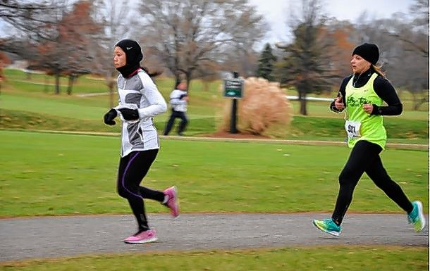 The Schaumburg Park District will host its annual Chilly Chili 5K Run/Walk Saturday, Dec. 7, at the Schaumburg Golf Club.