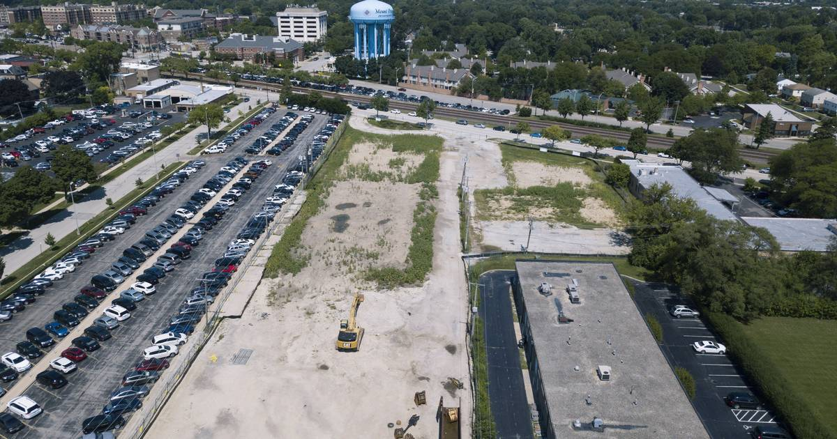 Projected cost of new Mount Prospect parking garage rises $900,000