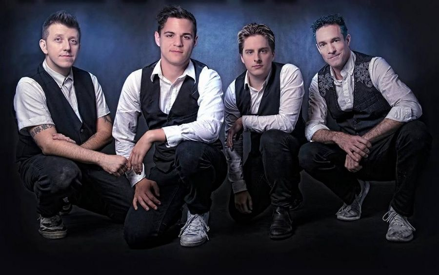 Boy Band Review taps the hot hits from the '90s and beyond Friday, Nov. 8, at WC Social Club in West Chicago.