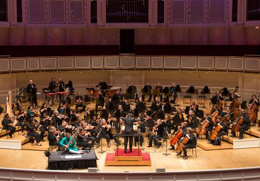"The Chicago Sinfonietta will perform ""Love + Light: The Jubilant Return of Diwali"" Saturday, Nov. 9, at North Central College's Wentz Concert Hall in Naperville."