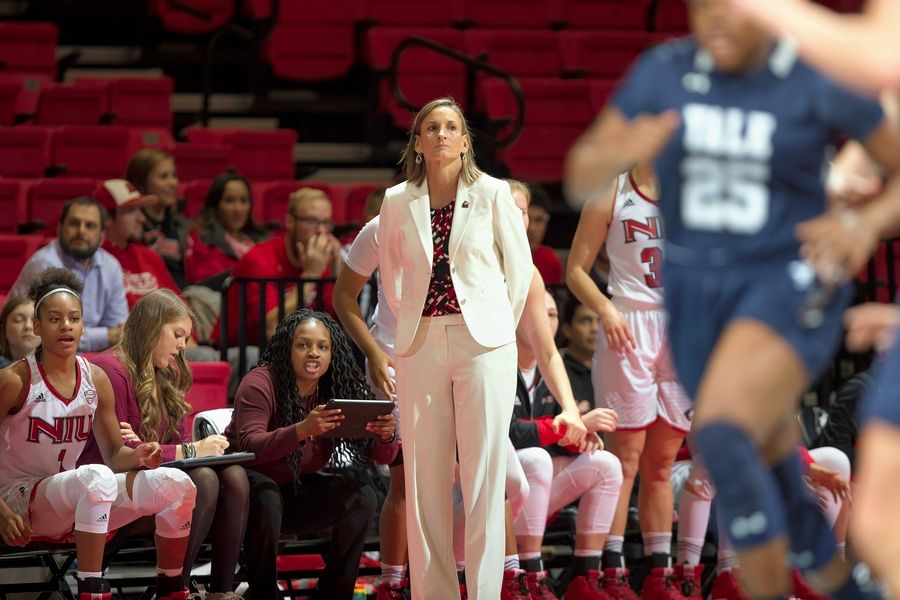 The Northern Illinois women's basketball team has already suffered a season-ending knee injury but the Huskies are still optimistic about the daily drills they do to help prevent catastrophic knee injuries.