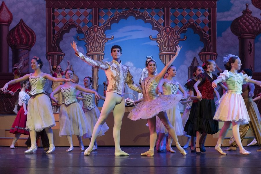 "The sixth annual production of ""The Fox Valley Nutcracker"" will be performed Nov. 30 and Dec. 1 at the Batavia Fine Arts Centre."