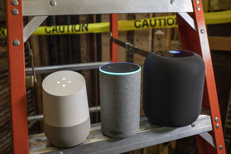 Researchers have found that smart home assistants and devices like Apple HomePod, Google Home, and Amazon Echo are surprisingly vulnerable to laser pointers.