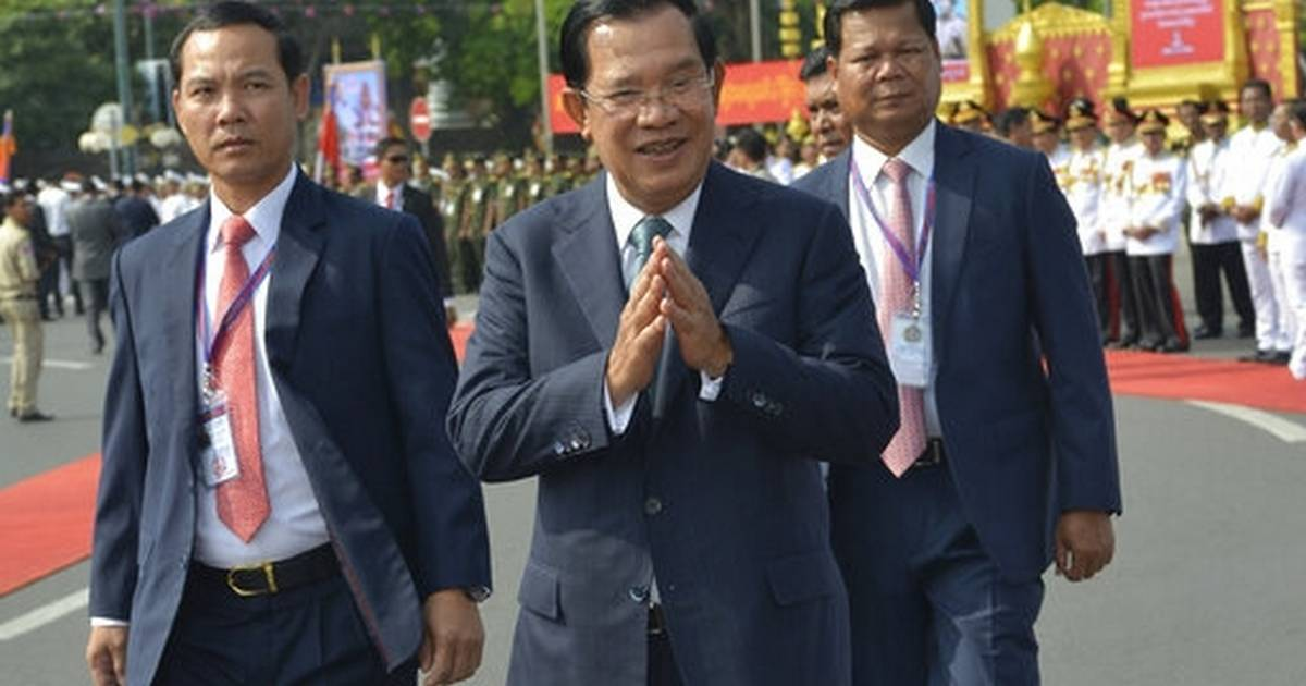 Cambodia opposition leader: `My duty` to go...