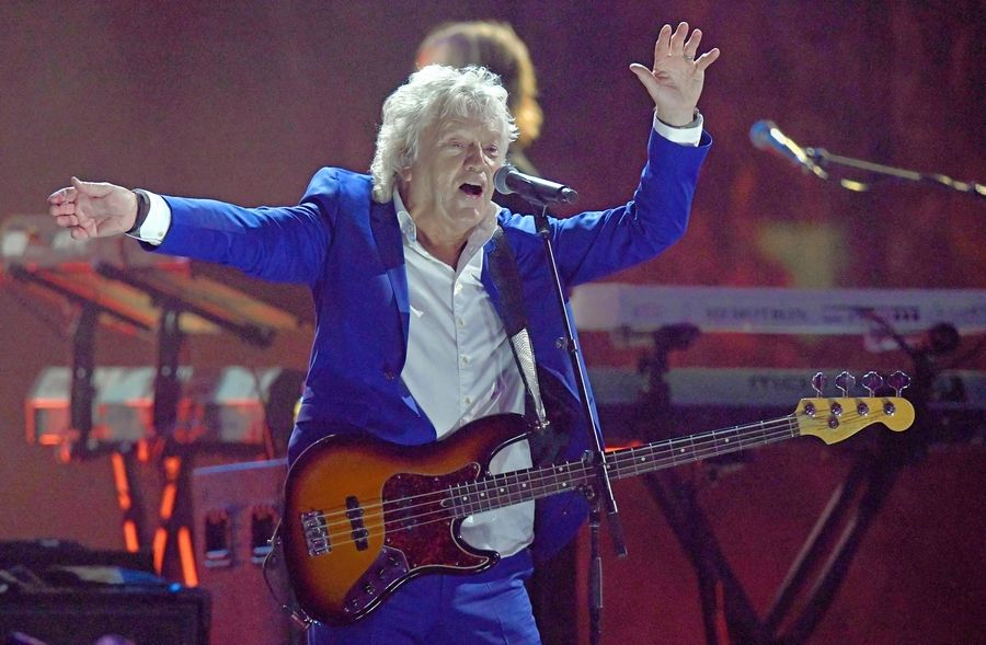 John Lodge of the Moody Blues performs Thursday, Nov. 14, at the Arcada Theatre in St. Charles.
