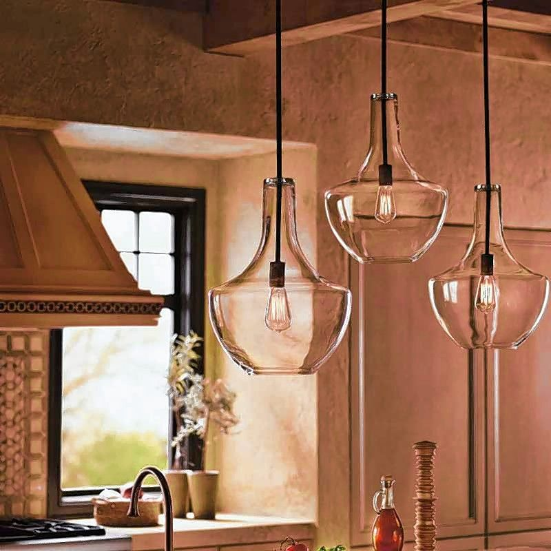 "Many of today's light fixtures showcase ""Edison-style"" light bulbs with exposed elements."