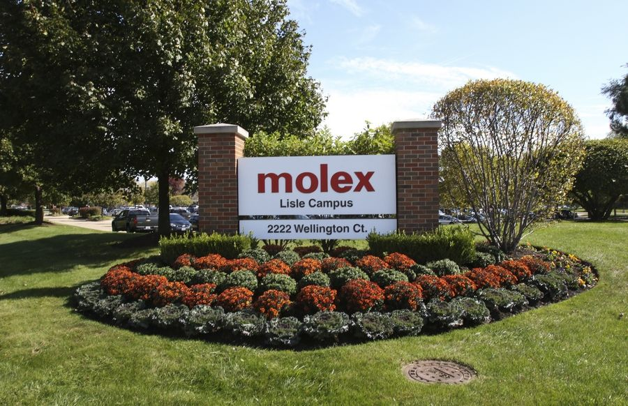 Lisle-based Molex Inc. announced it will collaborate with logi.cals, a European company that specializes in engineering software for industrial automation.