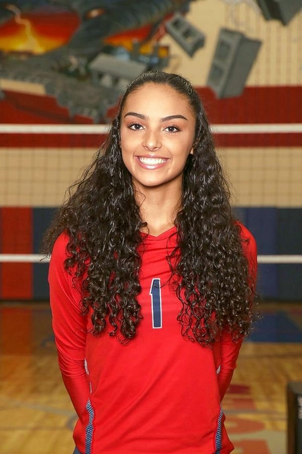 Angelina Negron, South Elgin volleyball