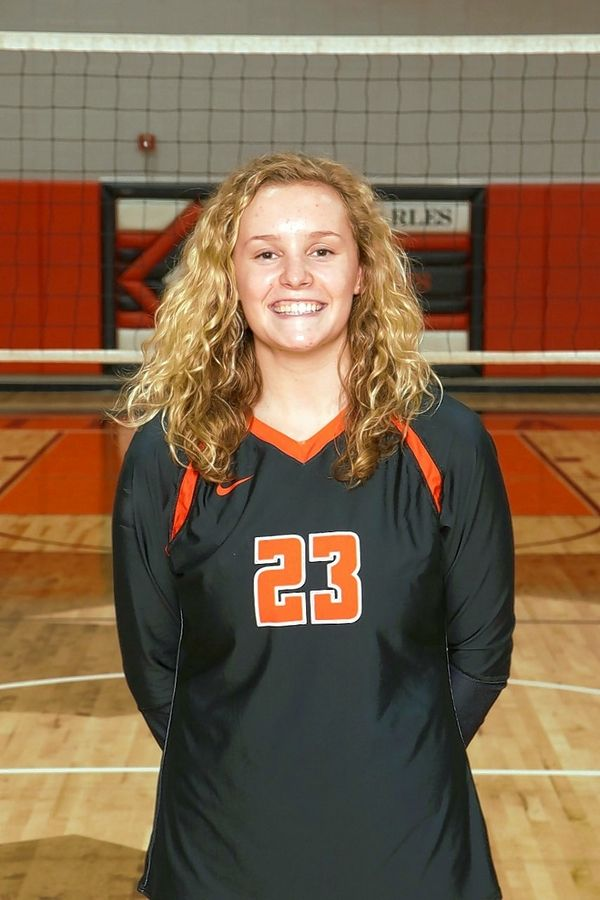 Anita Prybell, St. Charles East volleyball