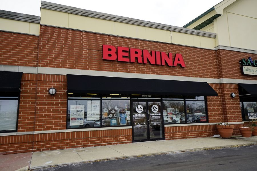 Sewists can participate in a sew-a-thon or a Unicorn Christmas photo shoot Saturday at the new BERNINA of Naperville store at 2764 Aurora Ave., suite 100.