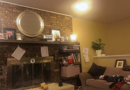 Room For Living The Full Room Makeover Contest