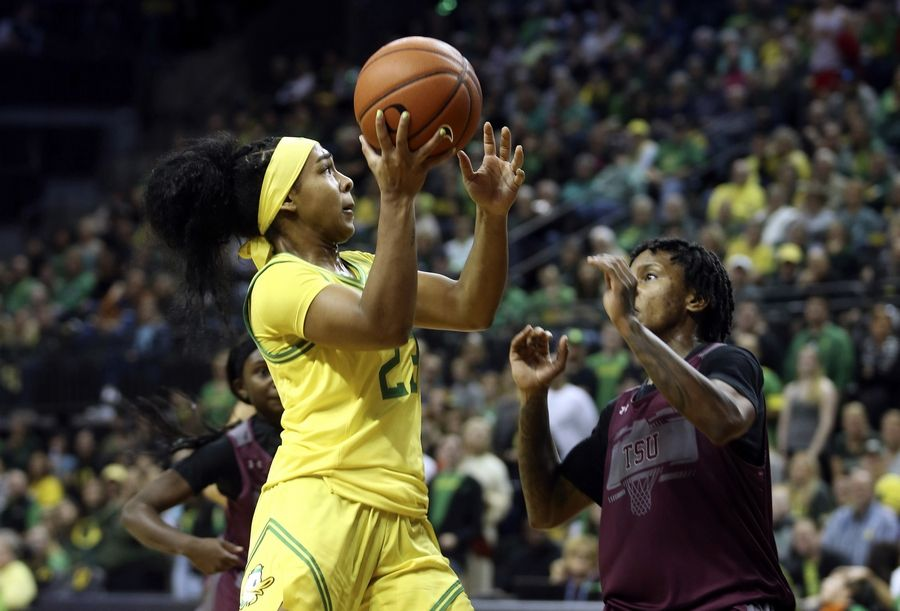 The Oregon and Oregon State women's basketball teams, once Pac-12 afterthoughts, have turned the state of Oregon into not only the home of cool athletic shoes, but also a hot destination for some of the best high school girls basketball recruits in the country. And that has turned both teams into national powers.