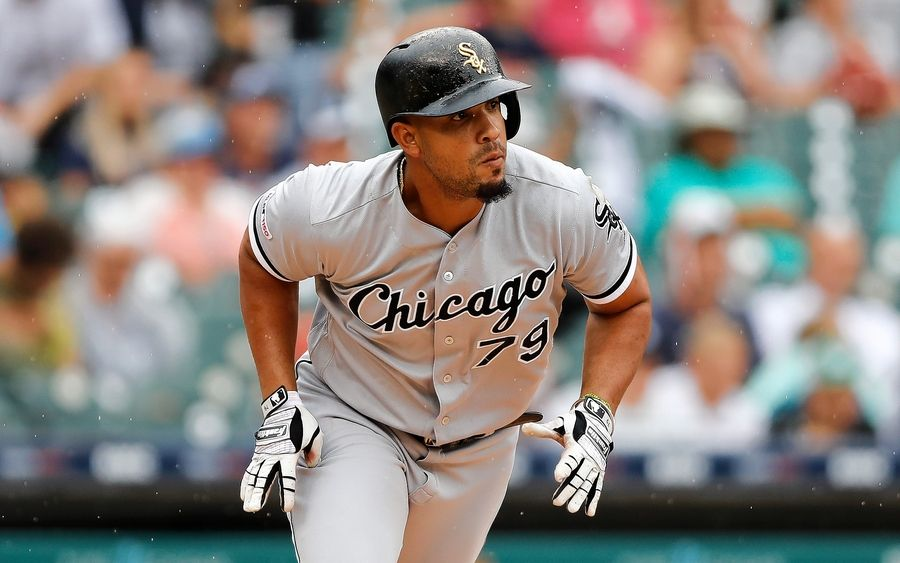 White Sox first baseman Jose Abreu is staying with the team for the long haul, agreeing to a three-year contract Friday.