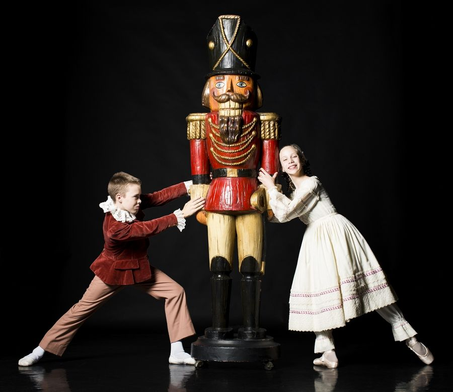 "Ruth Page Civic Ballet's ""The Nutcracker"" takes place on Saturday, Dec. 14 at 1 and 5 p.m. in the Mainstage Theatre of the James Lumber Center for the Performing Arts, located on the College of Lake County's Grayslake Campus. Anthony La Penna"