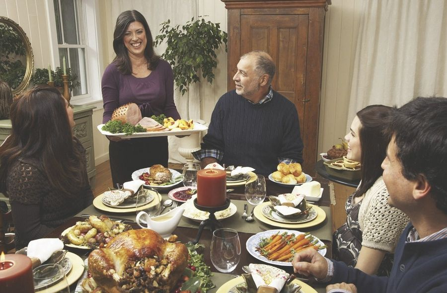 When family and friends gather Thursday for Thanksgiving, politics will likely be stricken from the list of topics eligible for dinner conversation in many cases.