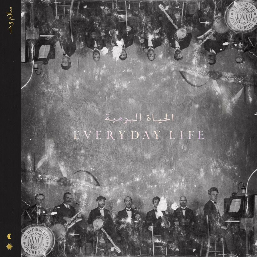 """Everyday Life,"" a new release by Coldplay."