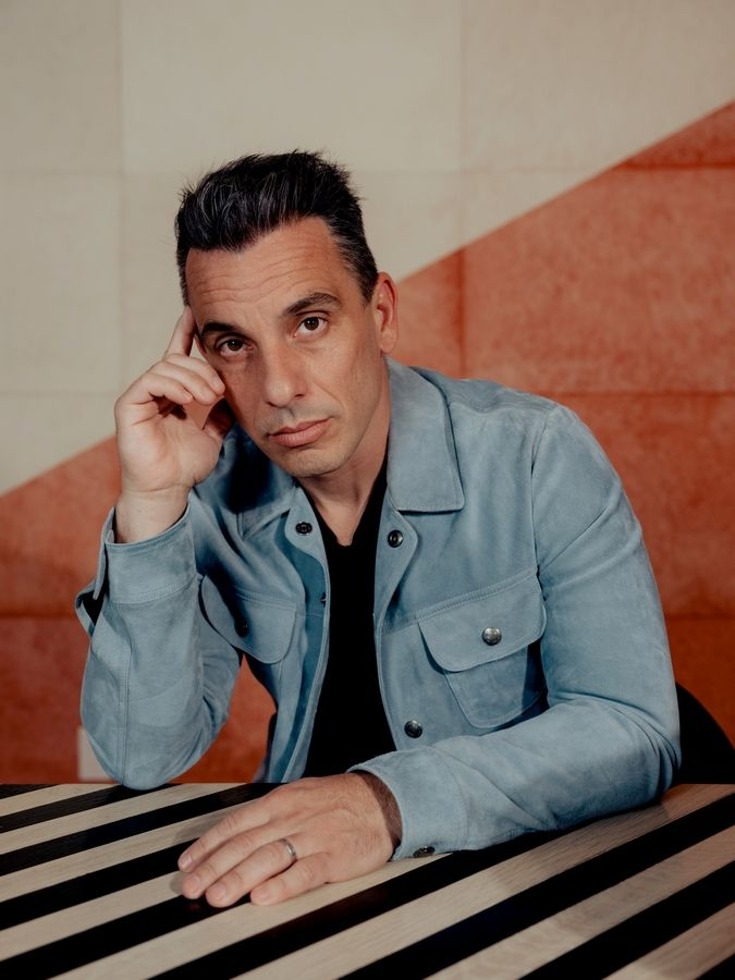 "Sebastian Maniscalco, who has a role in Martin Scorsese's gangster requiem ""The Irishman,"" got his first taste of comedy as a kid growing up in Arlington Heights."