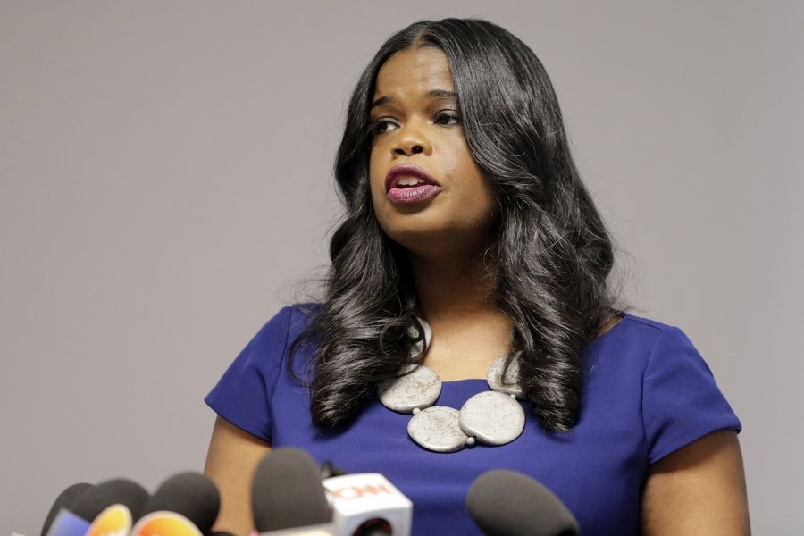 Under fire for her office's handling of the Jussie Smollett case, Cook County State's Attorney Kim Foxx will have competition on the spring Democratic primary ballot as she seeks to return for her second four-year term.