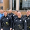 Palatine police grow beards to benefit hospice in memory of colleague