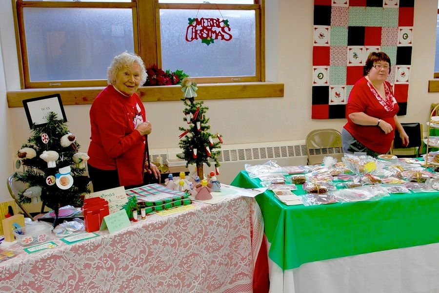 Find some sweet treats at the bake sale at Bethlehem Lutheran's annual Dickens of a Christmas Sale on Saturday, Dec. 7.