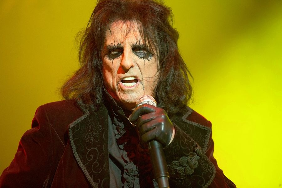 "Alice Cooper brings his ""Ol' Black Eyes is Back"" tour to the Genesee Theatre in Waukegan at 8 p.m. Saturday, Nov. 30."