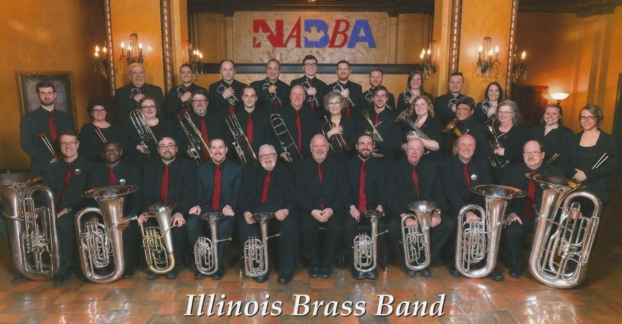 The Illinois Brass BandPhoto provided by The Illinois Brass Band