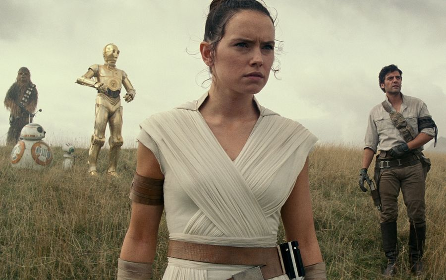 "The highly anticipated ""Star Wars: The Rise of Skywalker"" opens Dec. 20."