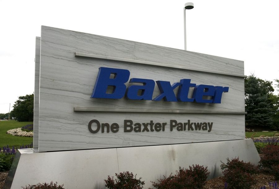 GEORGE LECLAIRE/gleclaire@dailyherald.comDeerfield-based Baxter International said it is acquiring the Seprafilm Adhesion Barrier product line from Sanofi for an undisclosed amount.