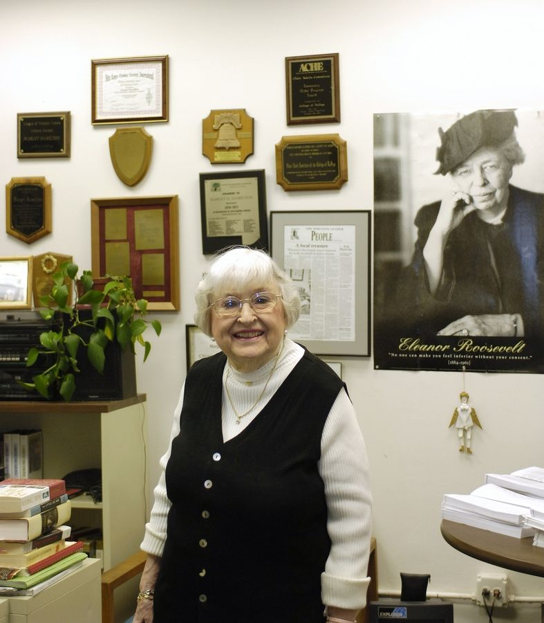 Wheaton's First Female Mayor Remembered As Fearless